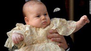 György herceg keresztelője