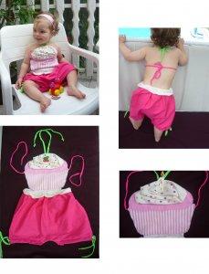 Szülinapi ruha 1 évesnek
