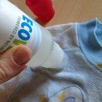 Ecover folteltávolító, folyékony mosószer és öblítő tesztje
