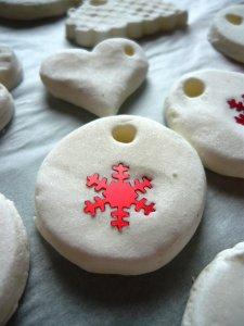 Hófehér gyurma készítése házilag