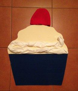 Muffin jelmez készítése