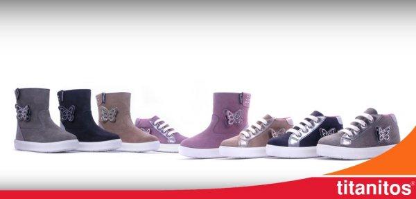 Titanitos cipők és csizmák