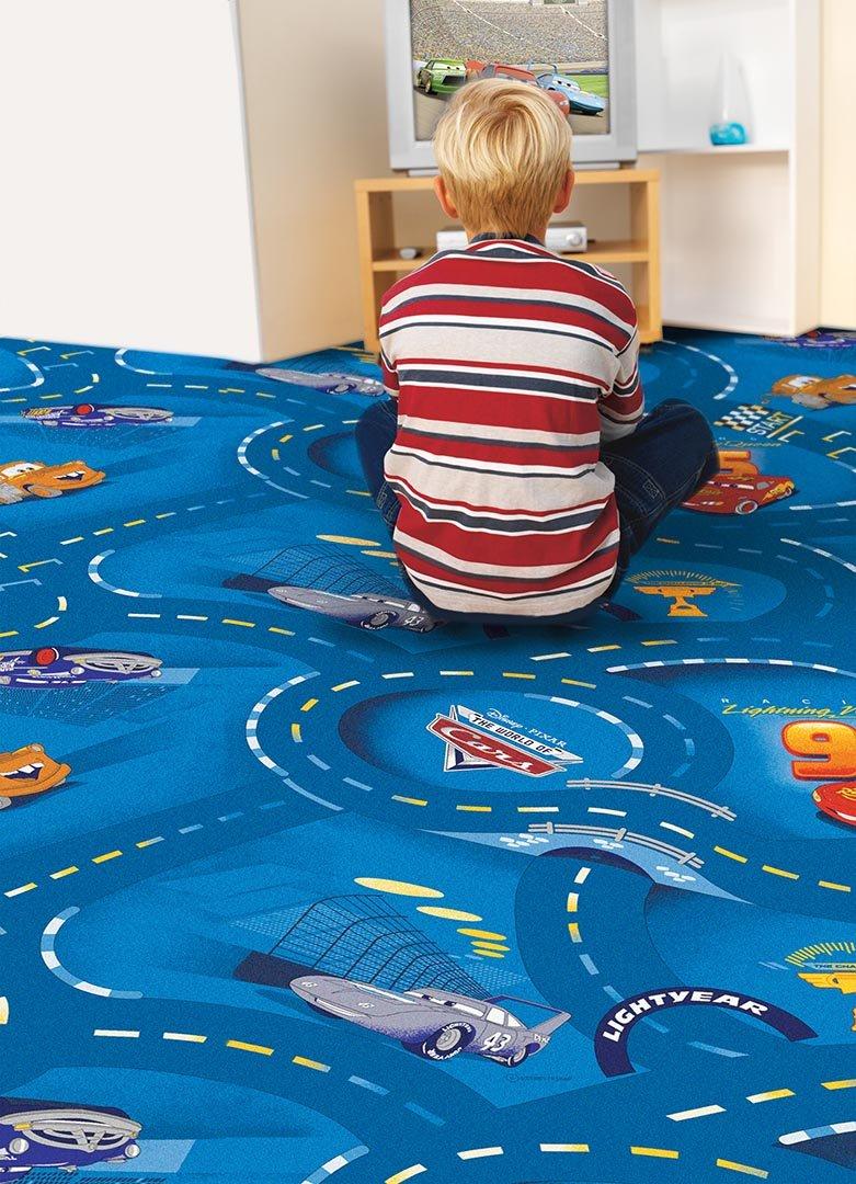 Milyen legyen a gyerekszoba padlója és fala? |
