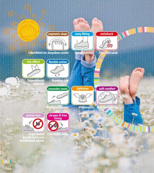 Primigi, a lélegző gyerekcipő
