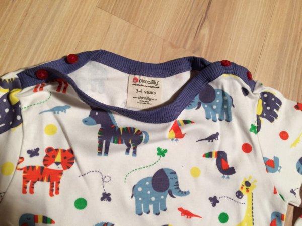 Biopamut baba és gyerekruhák, pizsamák